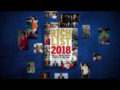 The Sunday Independent Definitive Rich-List 2018