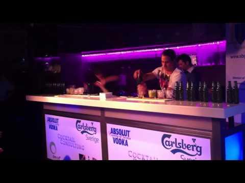 Sveriges snabbaste bartender final