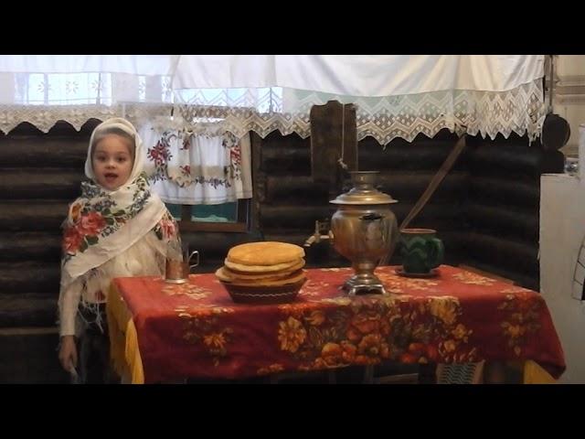 Изображение предпросмотра прочтения – ЕлизаветаСемерикова читает произведение «Ветхая избушка» А.А.Блока