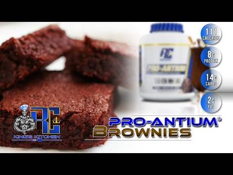 ronnie-coleman-protein-brownies---king's-kitchen-episode-1-w/-marlen-t-page-|-ronnie-coleman