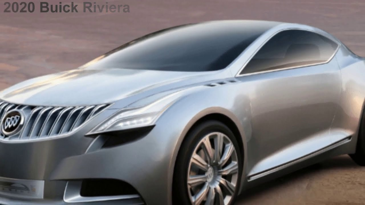 2020 Buick Riviera Release Date and Concept