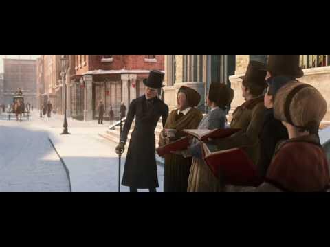 Disney's A Christmas Carol - Joy To The World Clip