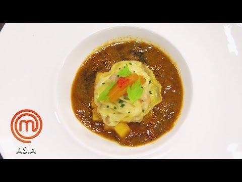 Lobster Ravioli by Lennard Yeong – Masterchef Asia – Masterchef World