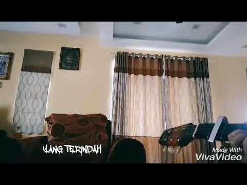 Cover guitar Yang Terindah Achey by arechi