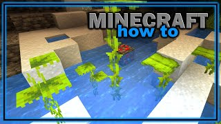 How to Find and Use the Dripleaf! (1.17+) | Easy Minecraft Tutorial