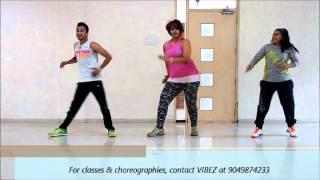 ZUMBA CHOREO : Nayer Ft. Pitbull & Mohombi - Suavemente by VIBEZ