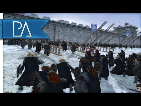 SIEGE OF WHITERUN: SKYRIM STORMCLOAKS – Elder Scrolls Total War Mod Gameplay