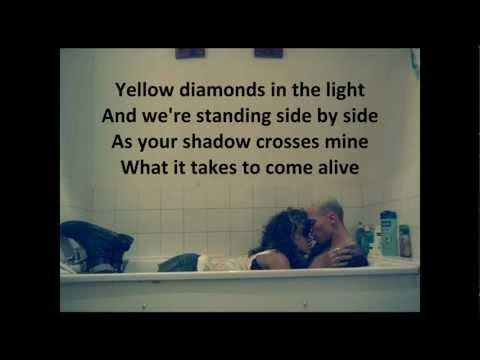 We found love - Rihanna feat. Calvin Harris. Lyrics HD