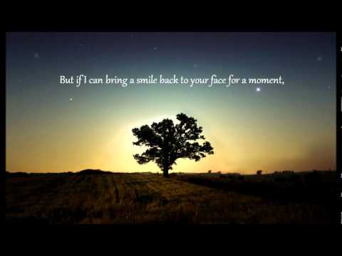 Angel  Your Side  Francesca Battistelli Lyrics on Screen