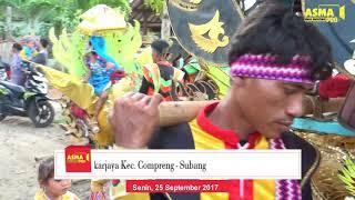 DI ONCOG MARU | SINGA DANGDUT PUTRI GENADES LIVE COMPRENG 25 SEPTEMBER 2017