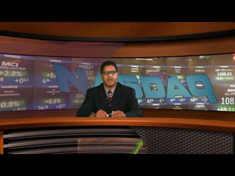 Virtual Studio Demonstration Monarch Virtuoso 2000 HD (Financial News Segment)