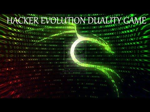 Hacker Evolution Dulality |