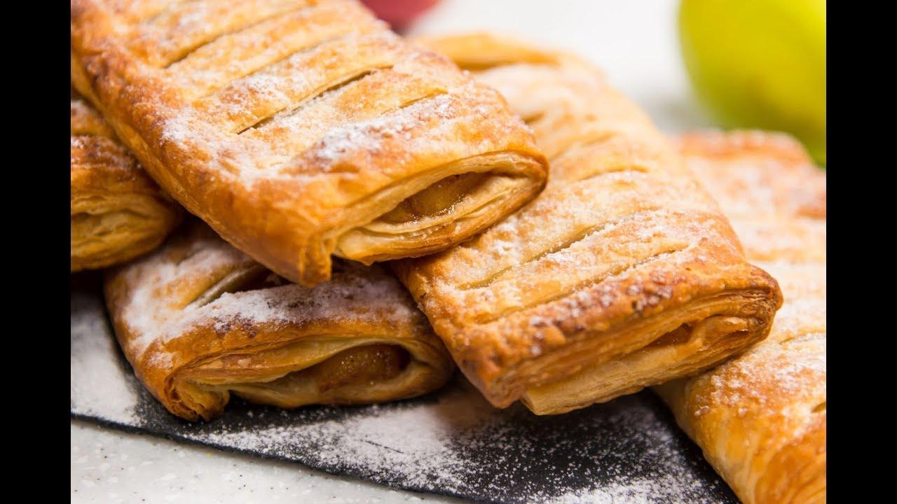 Reteta - Strudele de post cu mere | Bucataras TV