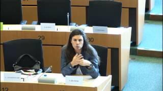 Intervention en commission IMCO sur les enjeux liés à la robotique