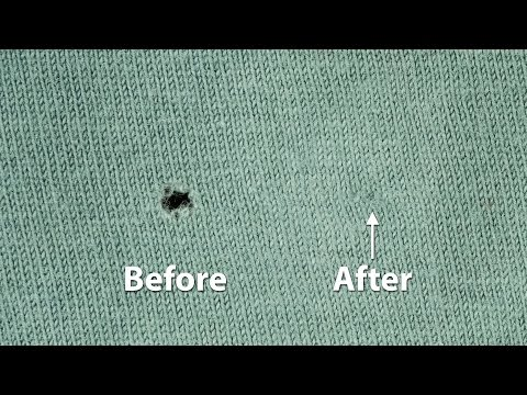 How to Repair a Hole in a T-Shirt