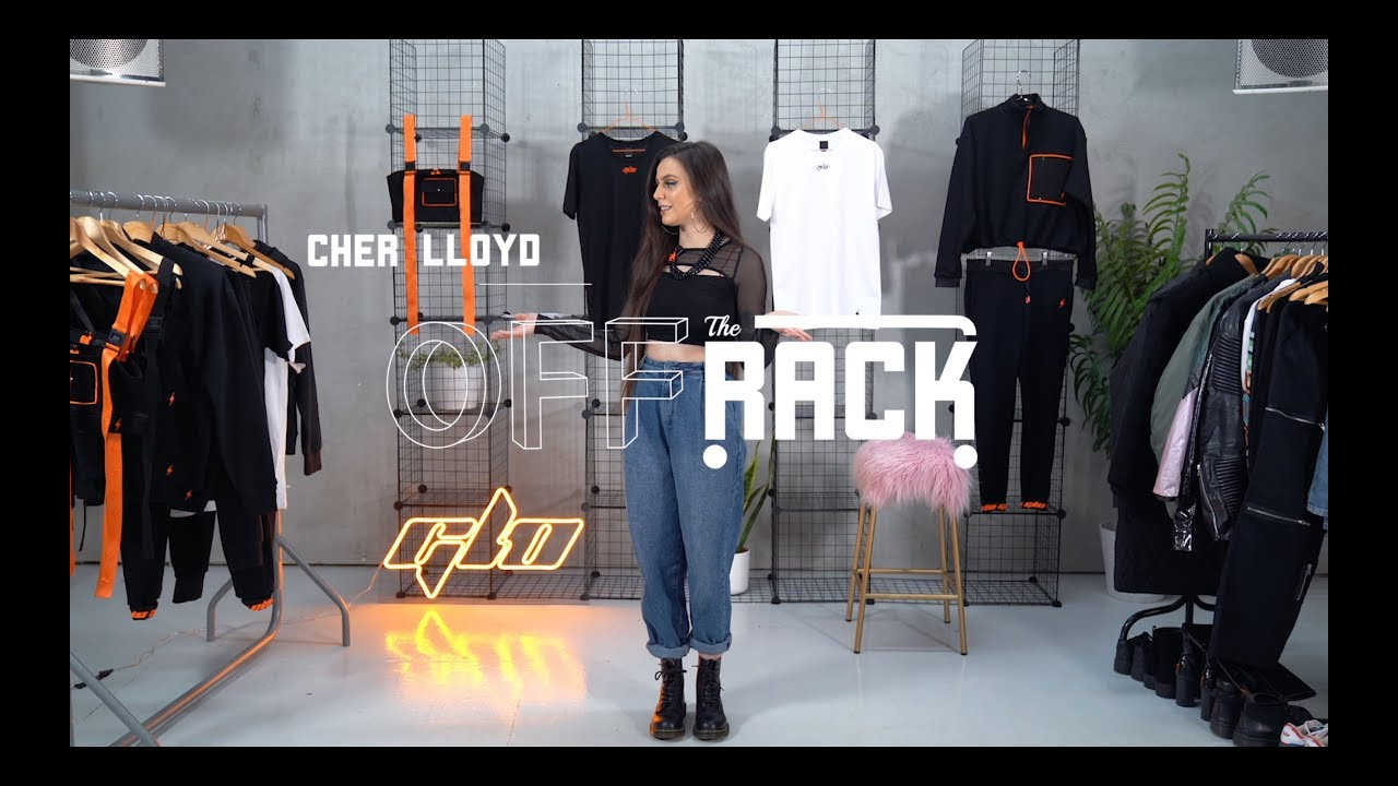 Off The Rack with Cher Lloyd
