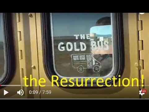 The Gold Bus 21 Resurrection & Razor Re-Plate Shop Update