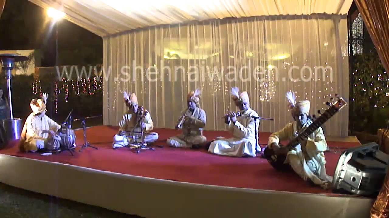 Royal Indian Classic Band For Music Wedding Events In Delhi INDIA SHEHNAI WADEN
