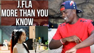 Axwell /\ Ingrosso - More Than You Know ( cover by J.Fla ) | Oso's Reaction