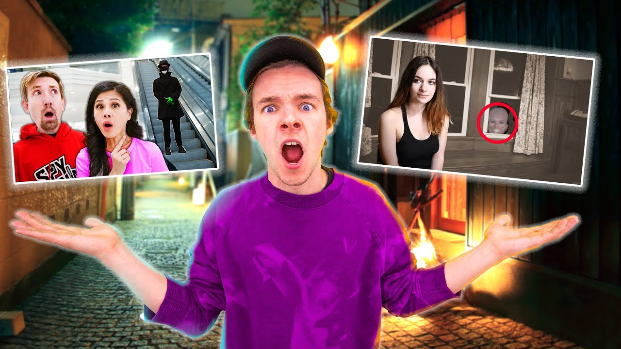 Download A STALKER IS TARGETING YOUTUBERS (here's why)