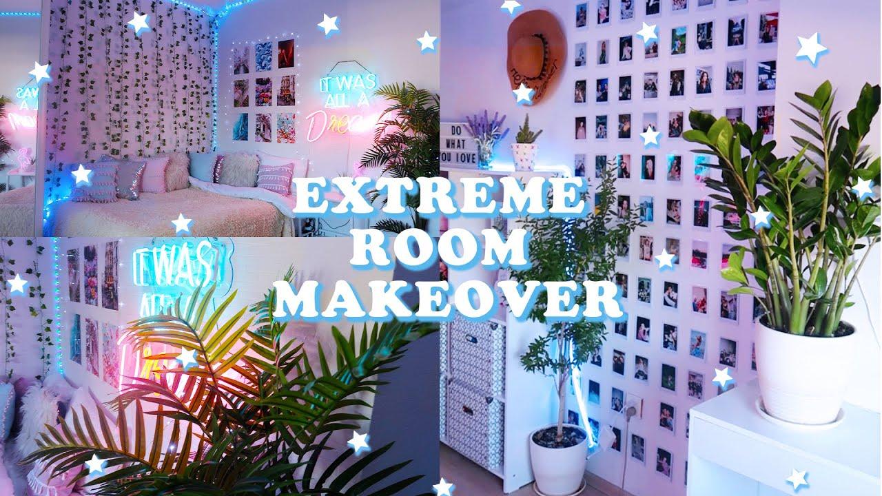 Переделка комнаты || Room makeover