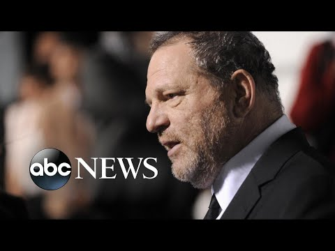 Disturbing new allegations against Harvey Weinstein