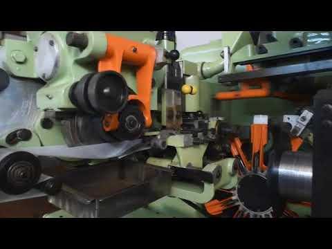 ATMACA MAKİNE - ikinci el Sanayi Makineleri