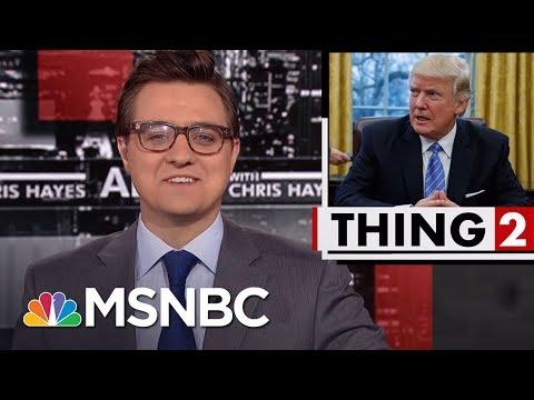 Fox News Via President Donald Trump's Twitter | All In | MSNBC