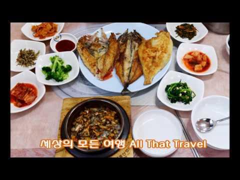 [여행기자 혼밥일기]태안 '행복한 아침'