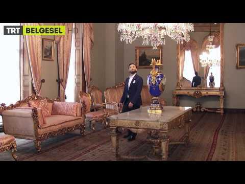 osmanlı sarayları  6. bölüm beylerbeyi sarayı mabeyni hümayun  trt belgesel