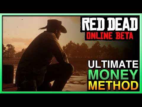 FAST MONEY!! in Red Dead Online EXPLOIT Red Dead Redemption 2 Online - RDR2 Online NOT A GLITCH thumbnail