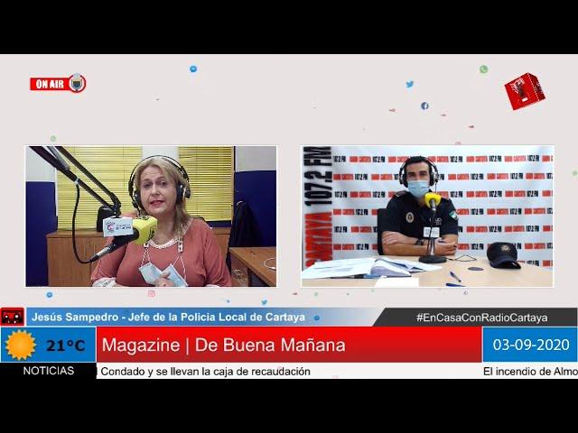 Radio Cartaya | La Policía Local de Cartaya hace un llamamiento a la responsabilidad