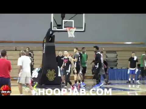 Chris Paul, Blake Griffin, DeAndre Jordan LA Clippers NBA Training Camp Day 1 Highlights.HoopJab