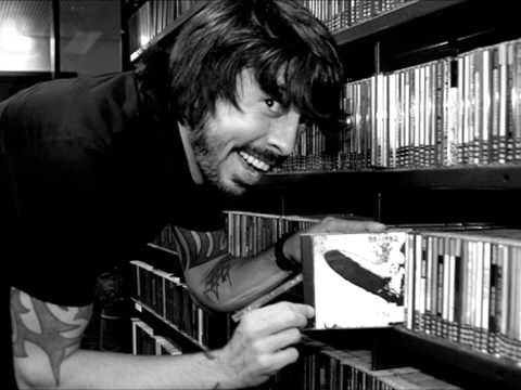Dave Grohl on Music Piracy