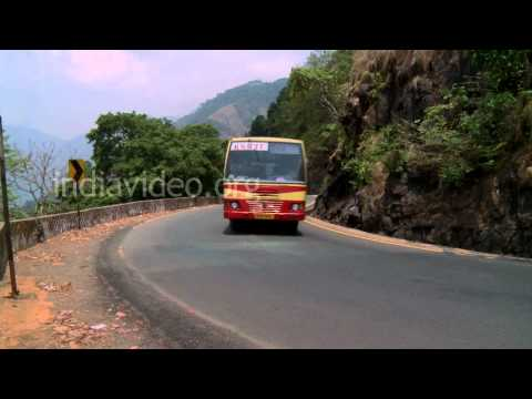 Hairpin Bends in Wayanad