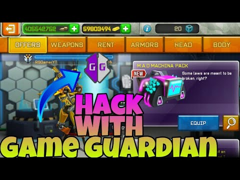 Procedure To Hack Respawnables Using Game Guardian
