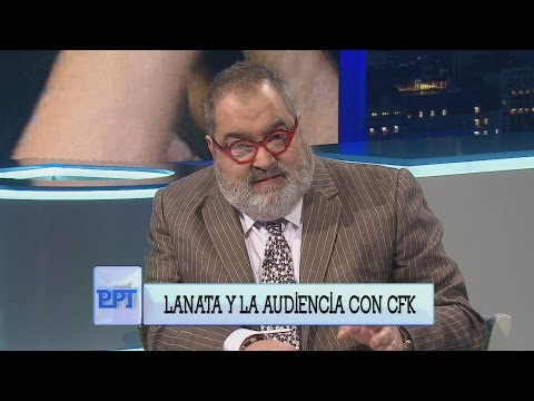 Jorge Lanata a