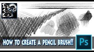 Rivayet Photoshop CC Kalem Fırça Oluşturma - Öğretici -