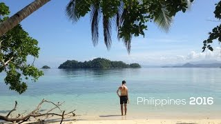 Backpacking the Philippines 2016