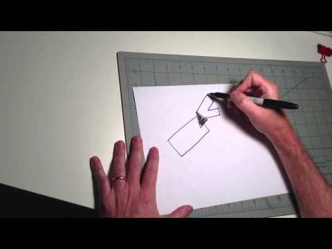 Learn How to Draw Stick Dog