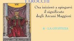 LETTURA DEI TAROCCHI - lezione 1 - Il significato dei tarocchi e i 22 arcani maggiori