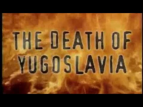 The Death of Yugoslavia 1990's! BBC Complete Documentary