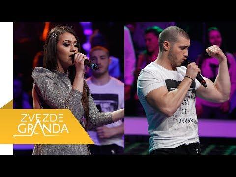 Sanja Todorovic i Filip Pecovski - Splet pesama - (live) - ZG - 18/19 - 01.06.19. EM 37