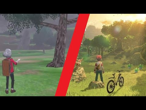 What Pokémon Games Could and Should Be (But Sadly Aren't) (Series Comparison and Retrospective)