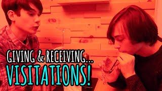 Giving & Receiving Visits!    Couple VLOG