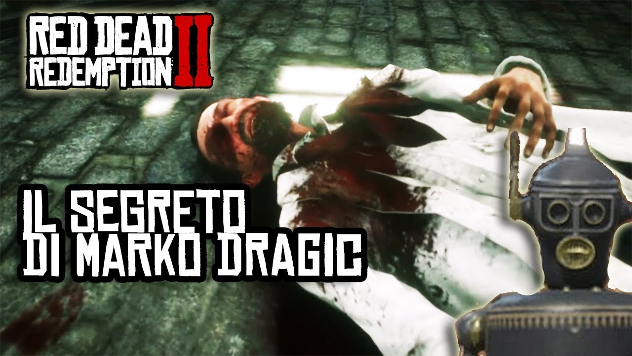 IL SEGRETO DI MARKO DRAGIC - RED DEAD REDEMPTION 2