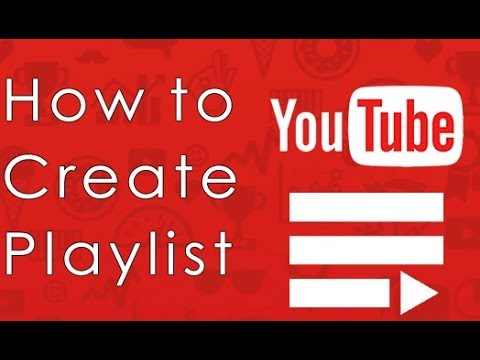 How to create Playlist on Youtube - Simple trick