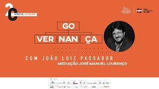 """20 HORAS DE LITERATURA """"Governança"""""""