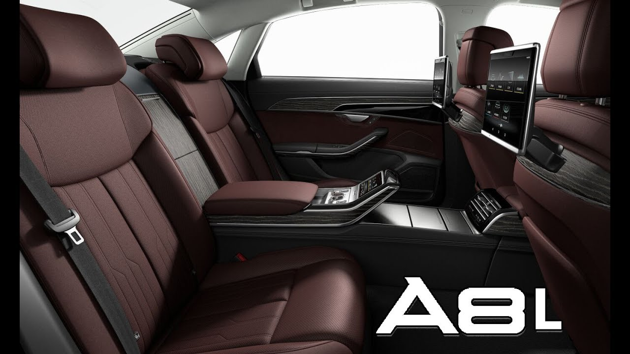 2018 Audi A8 L Interior Color Options Youtube