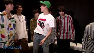 (BTS EXCLUSIVE) BTS Mimic Iconic Dance Moves From Michael Jackson, Beyonce, *NSYNC & More